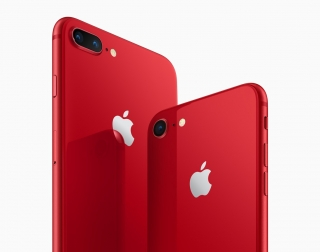 Apple iPhone 8 (PRODUCT) Red Special Edition Photos