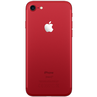 Apple iPhone 7 (PRODUCT)RED Special Edition Photos