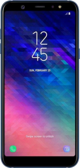 Samsung Galaxy A6+ Plus Photos