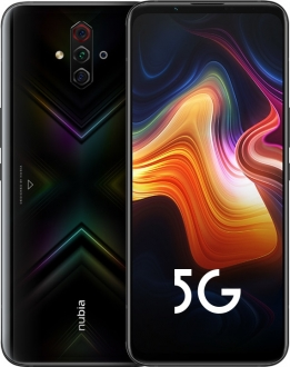 ZTE Nubia Play 5G Photos