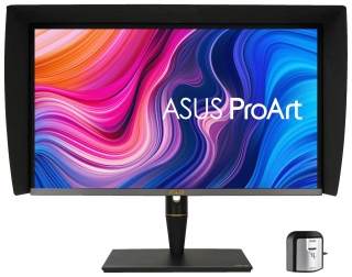 Asus ProArt PA27UCX-K Monitor Photos