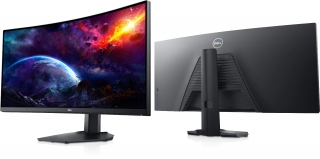Dell S3422DWG Monitor Photos